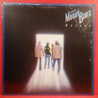 MOODY BLUES OCTAVE VINYL LP 1978 ORIGINAL SHRINK GREAT CONDITION! VG++/VG+!!D