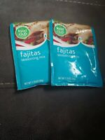 Fiesta fajita seasoning 1.25oz packs 2 packs A-28