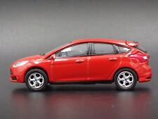 2013 - 2015 FORD FOCUS ST RARE 1/64  COLLECTIBLE DIORAMA DIECAST MODEL CAR