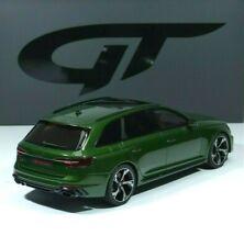 Audi RS4 Avant / Kombi 2020 somona- green 1:18 GT296 GT Spirit