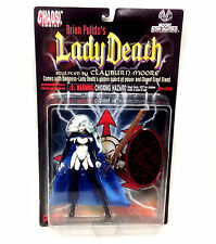 """Chaos Comics Rétro Années 90 Horreur Lady Death 5"""" jouet figurine, Pulido"""