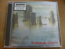 Prehistoric Sounds / Saints (CD, Remastered, Extra Tracks, Import EMI)