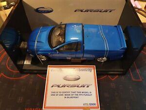 biante 1 18 FPV Pursuit Ute Ford Blueprint Blue