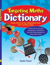 Targeting Maths Dictionary by Garda Turner