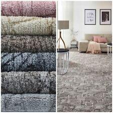 Teppichboden Auslegware Bodenbelag Bossanova Scroll 4m 5m Breite 6 Farben WY