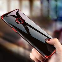 Pour Samsung Galaxy Note 9/ S9+ plus Silicone Housse Etui Coque Transparent Case