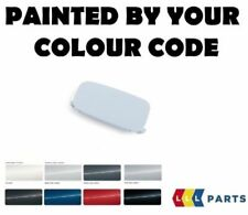 BMW E81 E87 E82 E88 FRONT M BUMPER TOW HOOK EYE COVER PAINTED BY YOUR COLOR CODE