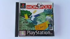 MONOPOLY / jeu Playstation 1 - PS one / complet /  PAL