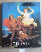 LIVRE MAITRE DE L'ART ITALIEN TIEPOLO PAR CHANTAL ESCHENFELDER KONEMANN 1998