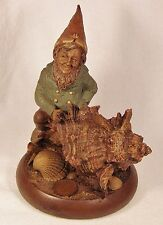 SKIPPER-R 1983~Tom Clark Gnome~Cairn Studio Item #1005~Ed #74~Hand Signed~Story