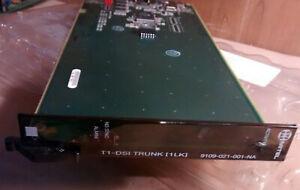 Mitel T1-DSI Trunk Card 9109-021-001-NA for SX-200, SX-200D, SX-200ML, SX-200EL