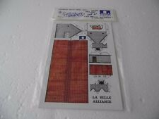 15 mm La belle alliance & Small Farm-Couleur Pleine Carte Kit-Waterloo-pireme