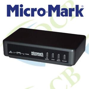 MICROMARK MM80115 WIRELESS CCTV SCANNING RECEIVER NEW
