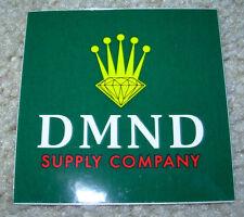 "DIAMOND SUPPLY CO 6/"" Gem Rock Skate Sticker Logo skateboards helmets decal"