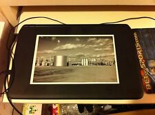 VINTAGE 7X10 BLACK AND WHITE PHOTO OF PLANT OR FACTORY VERY NICE