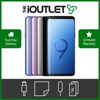 Samsung Galaxy S9 PLUS 64/128GB MidnightBlack/CoralBlue/LilacPurple Mixed Grades