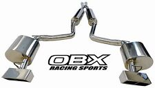 OBX Racing Catback Exhaust for 2012 2013 Dodge Challenger R/T Coupe 5.7L V8 2DR