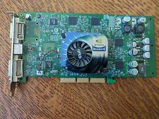NEW HP NVIDIA Quadro 4 980 XGL AGP 8X Dual DVI Video Card 313285-001 Ships FAST!