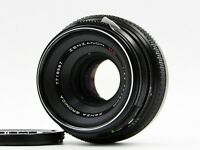 【Read!! As-Is】 ZENZA BRONICA ZENZANON MC 75mm f/2.8 for ETR From JAPAN #s146