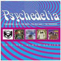Psychedelia - Original Album Series (NEW 5CD)