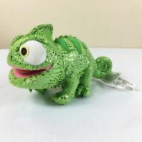 "A68 Disney Tangled Rapunzel Pascal Chameleon Plush 9"" Lovey Stuffed Toy"