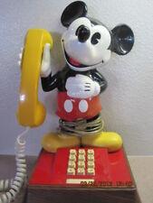 DISNEY - 1976 VINTAGE MICKEY MOUSE TELEPHONE