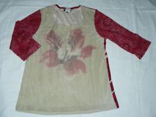 Geblümte locker sitzende Street One Damenblusen, - tops & -shirts