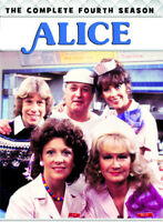 Alice - Alice: The Complete Fourth Season [New DVD] Manufactured On Demand, Full