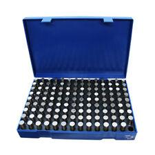125 Pc M3 0501 0625 Steel Metal Plug Pin Gage Minus 0002 Gauge Set
