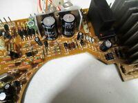 Denon Turntable DP-40F TONE ARM Motor Servo Amp Unit 2228146 With Head Works