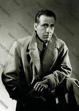 Vintage Photo Print of Famous Hollywood Movie Legend Humphrey Bogart A4 Re-print