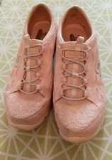 Skechers Light Pink Trainers Size 6