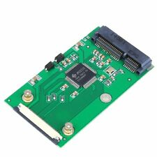 Mini SATA mSATA PCI-E IPOD SSD to 40pin 1.8 Inch ZIF CE Converter Adapter Card