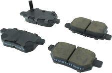 StopTech Disc Brake Pad Set Rear Centric for Scion / Toyota / Pontiac  308.13540