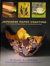 JAPANESE PAPER CRAFTING history washi origami senbazuru noshi handmade