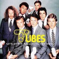 Tubes - Live at the Palladium, New York (2015)  CD  NEW/SEALED  SPEEDYPOST