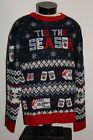 MILLER LITE Mens Large L Beer UGLY-CHRISTMAS Sweater