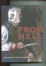 From Hell By Alan Moore And Eddie Campbell Complete Graphic Novel Near Mint