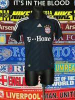 5/5 Bayern Munich boys 14 yrs 164cm mint football shirt jersey trikot camiseta