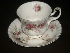 Royal Albert Lavender Rose cup and saucer pre owned