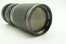 Tokina rmc 100 - 200 mm 1:5 teleobjetivo f = 5 zoom macro macro Canon FD