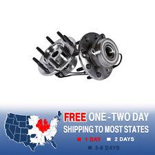 2 NEW Front Wheel Hub Bearing Assembly 2000 - 2002 DODGE RAM 2500 3500 4X4 4WD