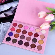 24 Colors Eyeshadow Waterproof Matte Shimmer Glitter Makeup Eye Shadow Palette