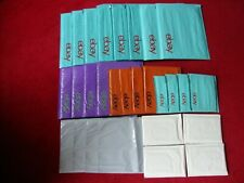 Selection of 20 eBay Logo Padded Envelopes + 4 Mailers +4 Sealed Air FREE UK P&P