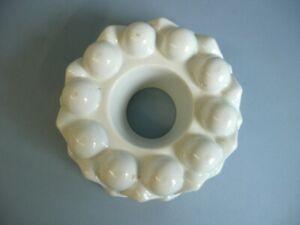 Vintage 'Shelley' Ceramic Jelly Mould.
