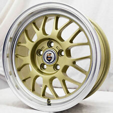 Cades Polished Rims with 5 Studs