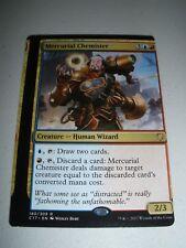 MTG Magic Commander Miscut Misprint Mercurial Chemister x1 NM