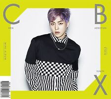 EXO-CBX JAPAN Debut Mini Album GIRLS CD + XIUMIN Ver First Limited Edition