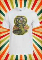 Karate Kid Cobra KAI Dojo Funny Cool Men Women Vest Tank Top Unisex T Shirt 114E