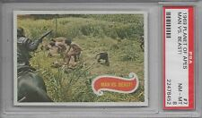 1969 Planet Of The Apes #7 Man Vs. Beast! - Psa 8